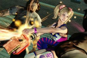 Capture d'écran de Lollipop Chainsaw