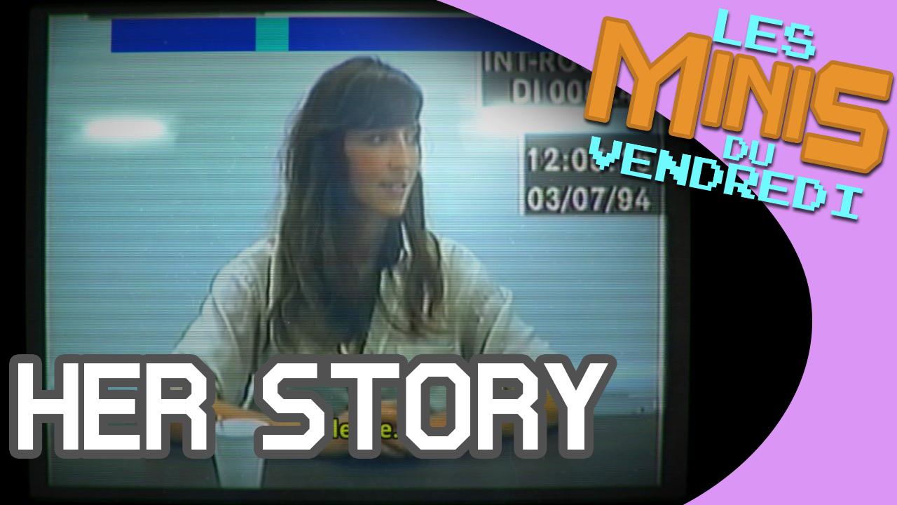 Her Story - Les Minis du vendredi