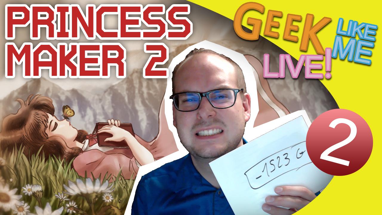 Princess Maker 2 - partie 2