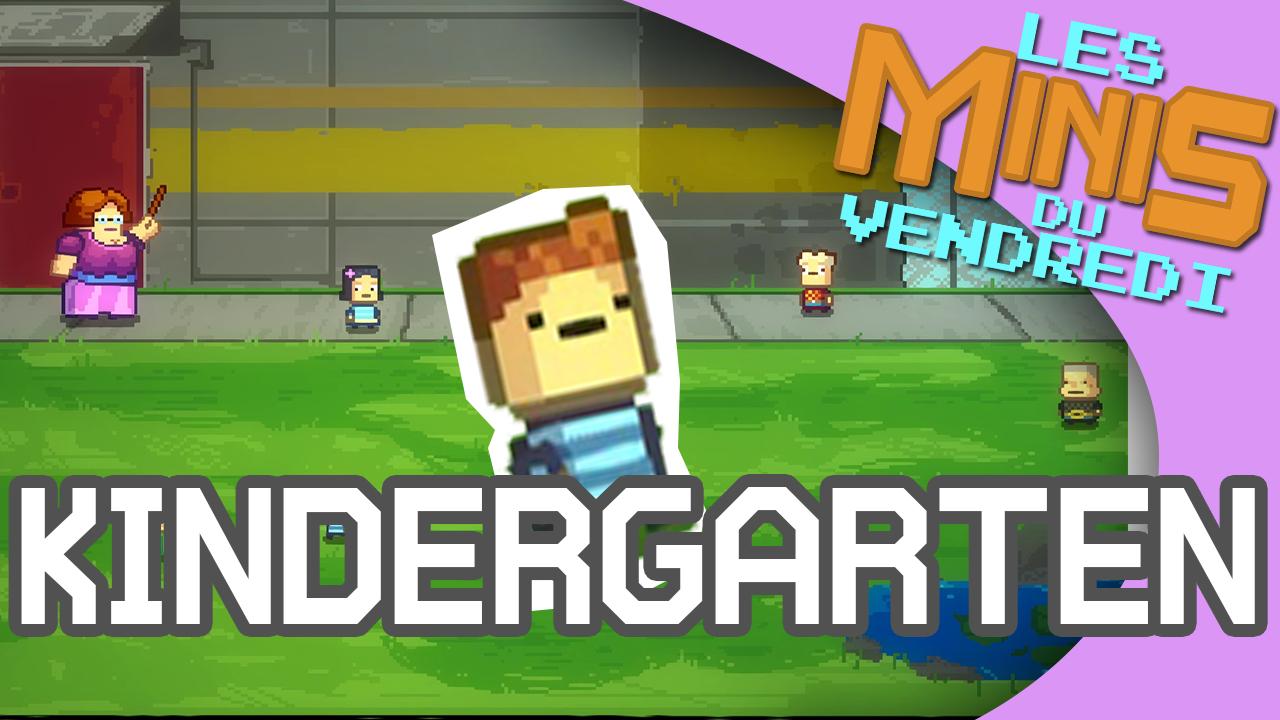 Kindergarten - Les Minis du vendredi