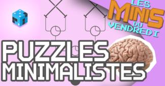 Puzzles Minimalistes - Les Minis du vendredi