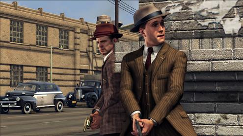 Test de L.A. Noire : The Good Cop and The Bad Game