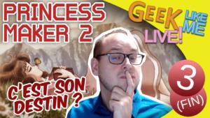 Princess Maker 2 - partie 3